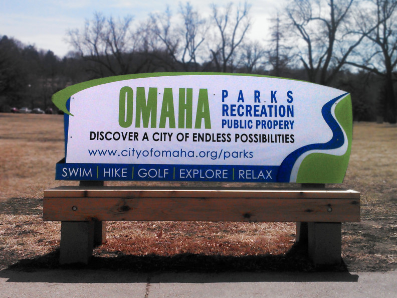 Omaha Parks & Recreation Departmenr