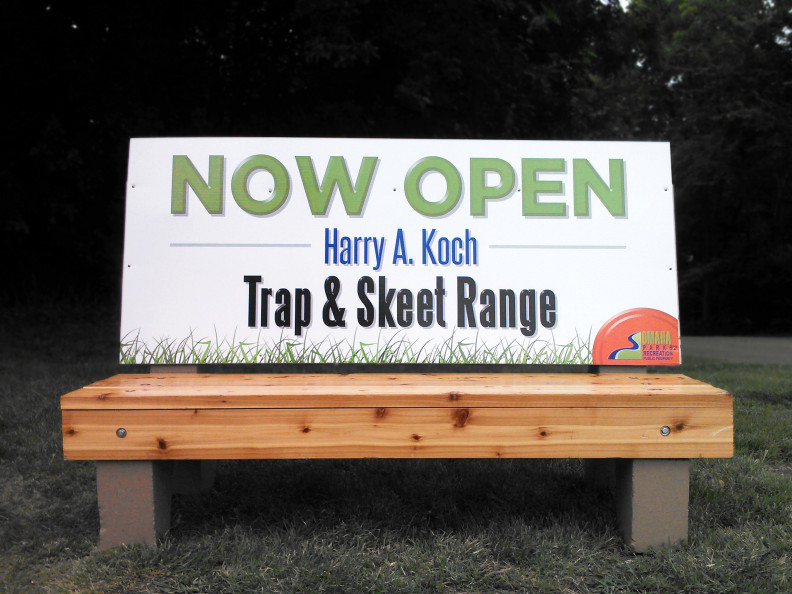 Harry A. Koch Trap & Skeet Range Now Open