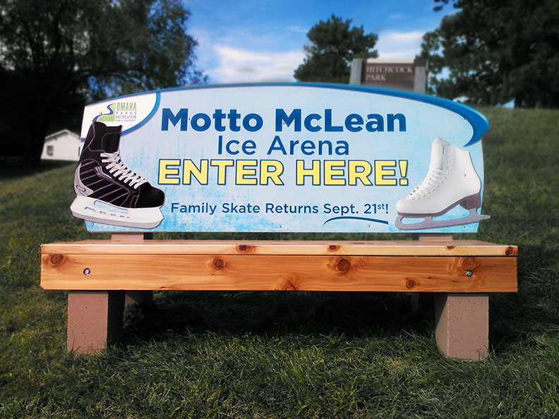 Motto McLean Ice Arena