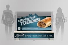 Runza Temperature Tuesdays