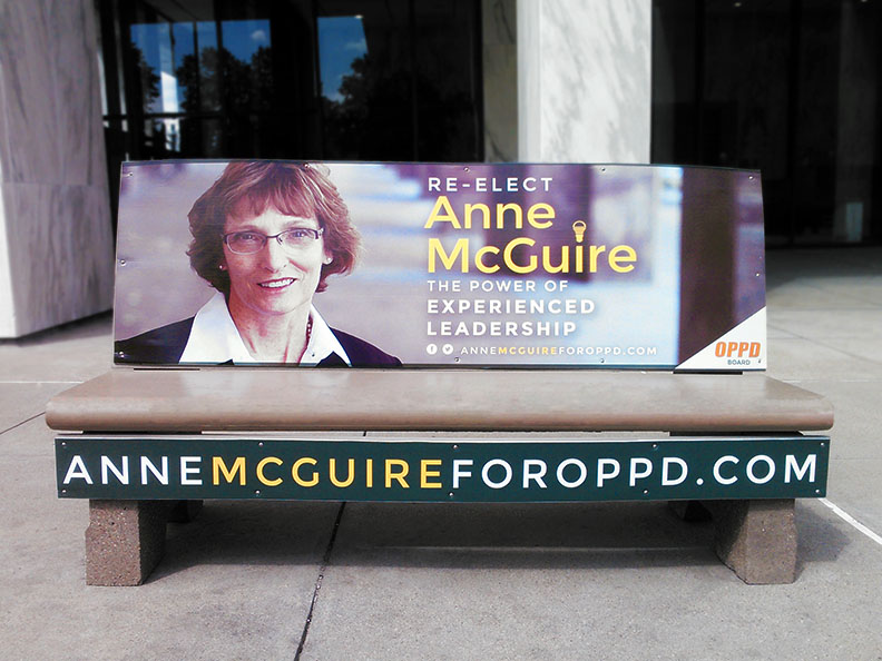 Re-Elect Anne McGuire 2014