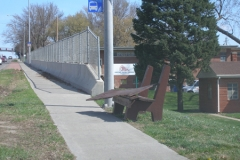 Old Bus Bench 2