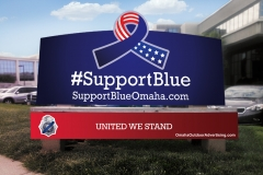 Support Blue