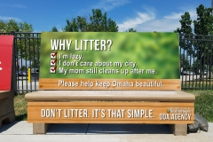 Why Litter?