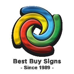Best Buy Signs