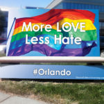 More Love Less Hate #Orlando