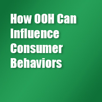 OOH influences consumer behavior