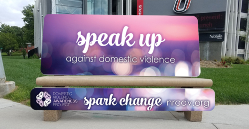Domestic Violence Awareness 2018