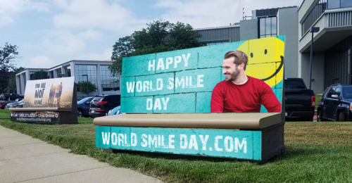 World Smile Day 2018